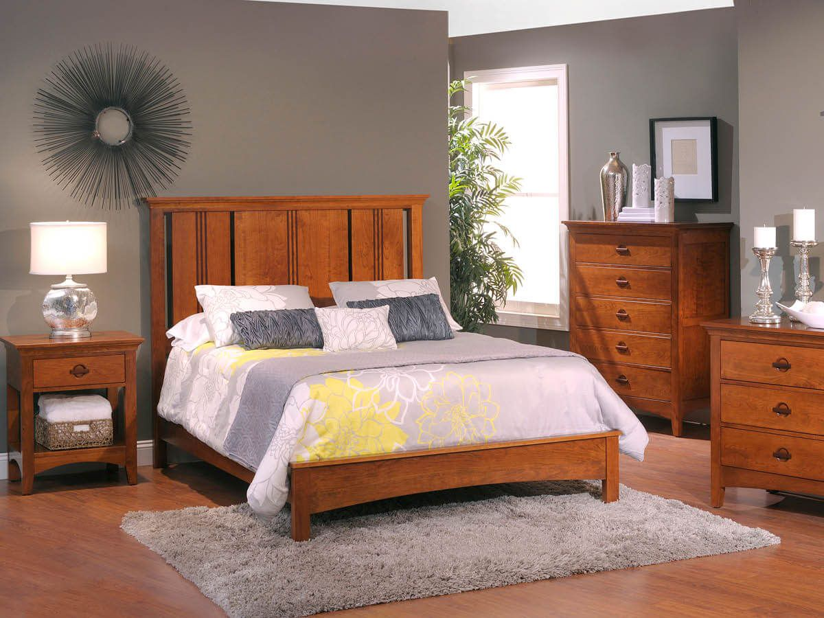 Senoia Amish Bedroom Set