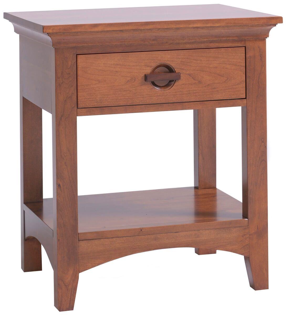 Senoia Amish Bedside Table