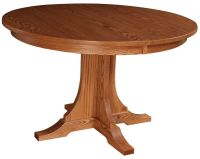 Wahtum Pedestal Table