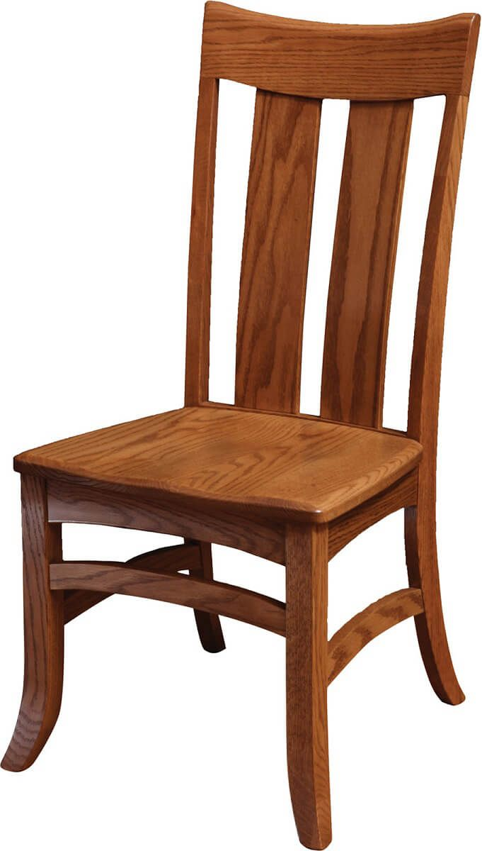 Barclay Oak Side Chair