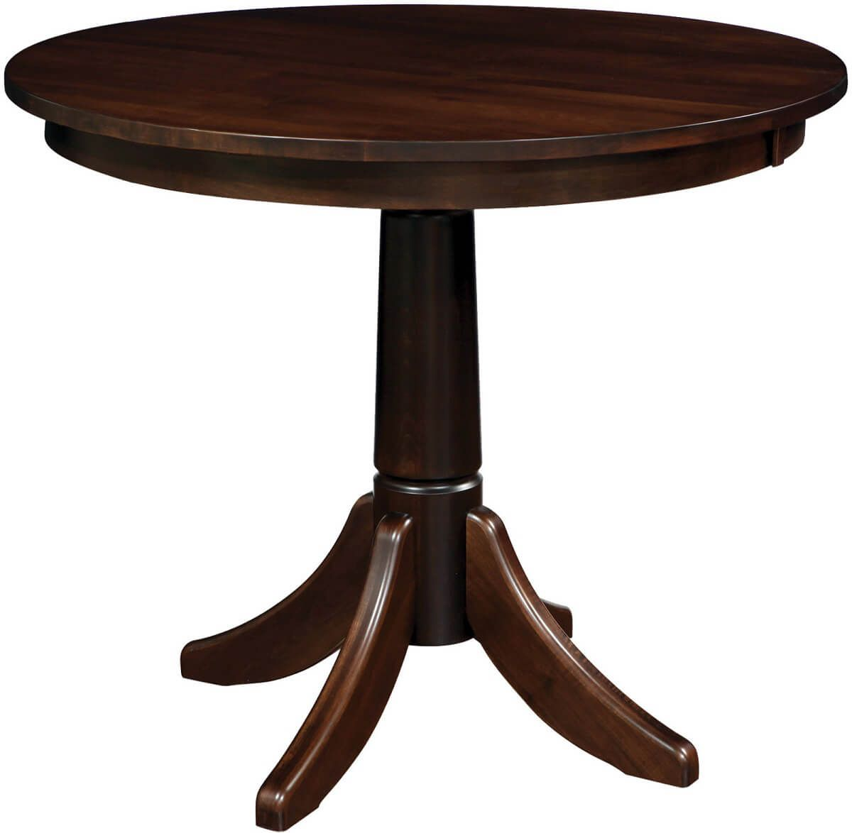 Danube Single Pedestal Bistro Table