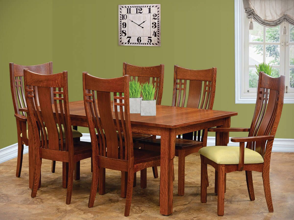 Encinitas Mission Dining Set