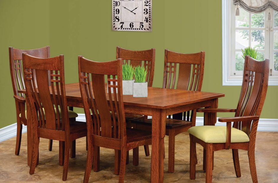 Encinitas Mission Dining Set image 1