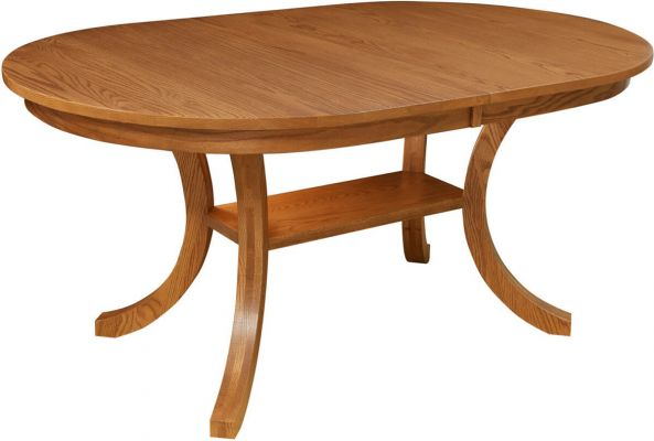 Harker Oval Dining Table