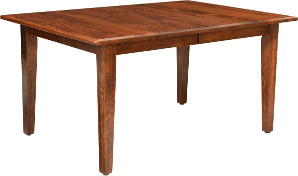 Jericho Solid Wood Leg Table