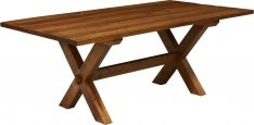 Amish Rustic Farmhouse Table