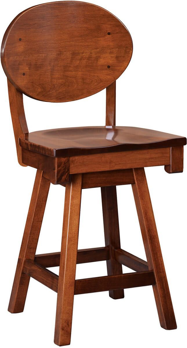 Kiawah Swivel Bar Chair