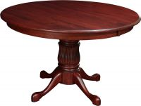 Magnussen Round Pedestal Table