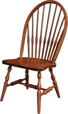 image description  sc 1 st  Countryside Amish Furniture & Mobile Amish Cherry Windsor Chairs - Countryside Amish Furniture