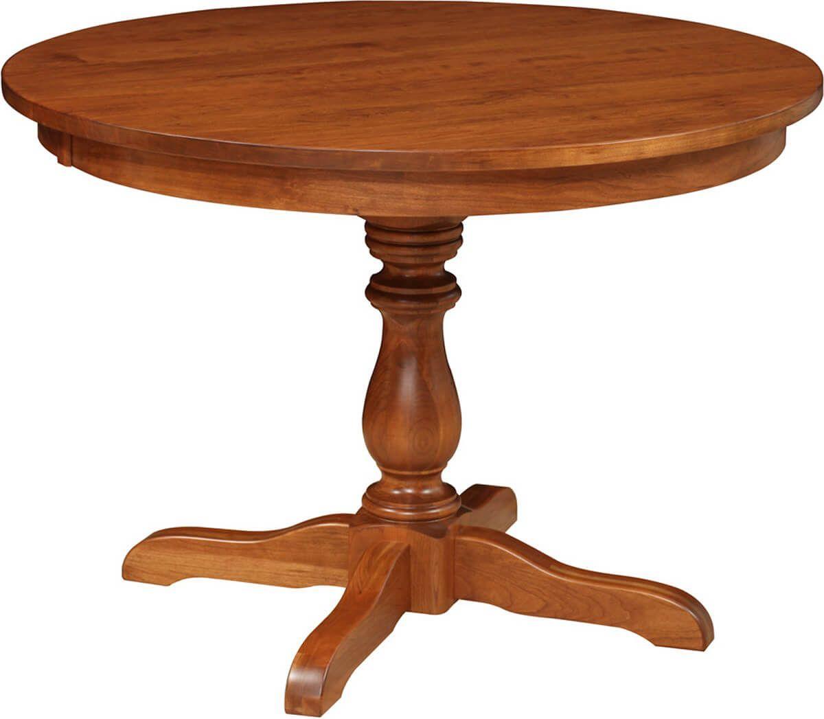 Narvada Round Pedestal Table