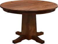Paleno Pedestal Table