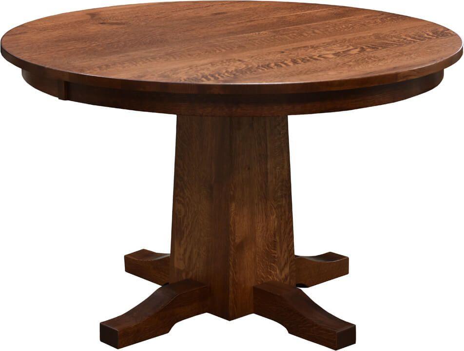 Paleno Pedestal Table