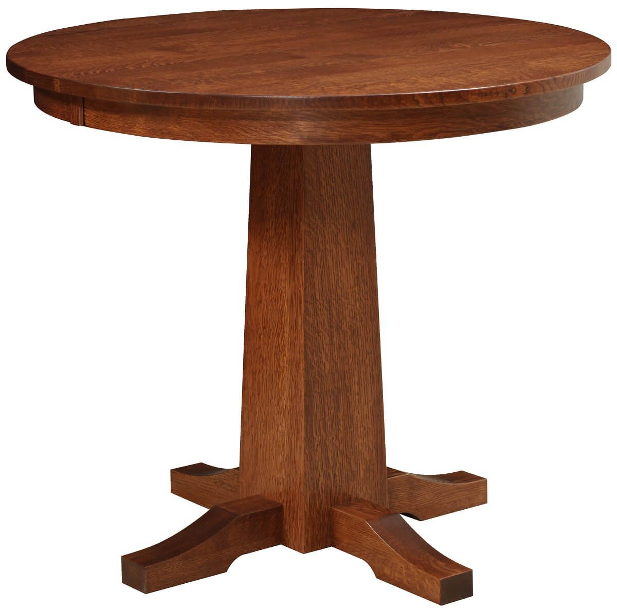 Paleno Pedestal Bar Table