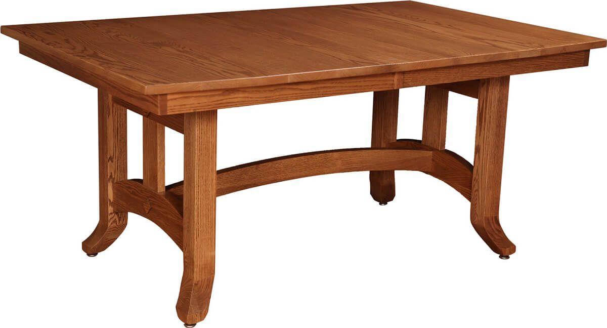 Shaker Hill Trestle Table