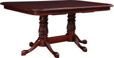 Sheffield Double Pedestal Table