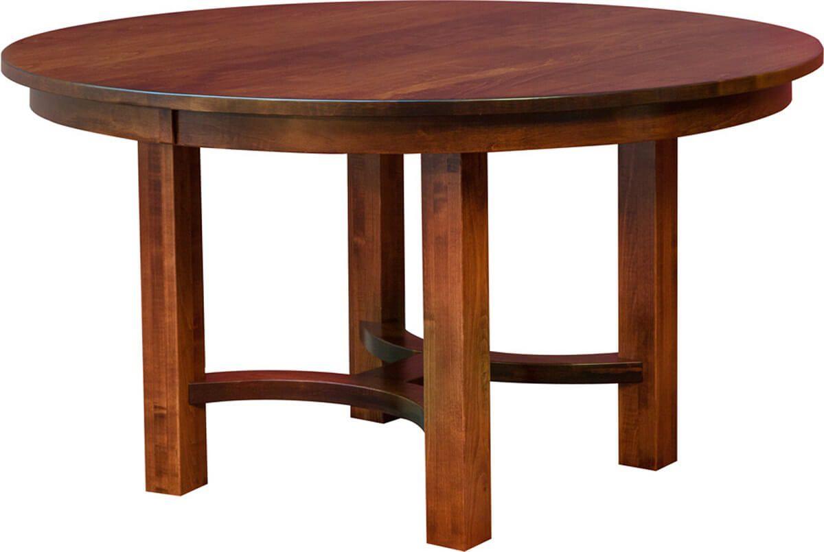 Sonnenburg Round Leg Table