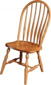 St. Mark's High Bent Feather Chair