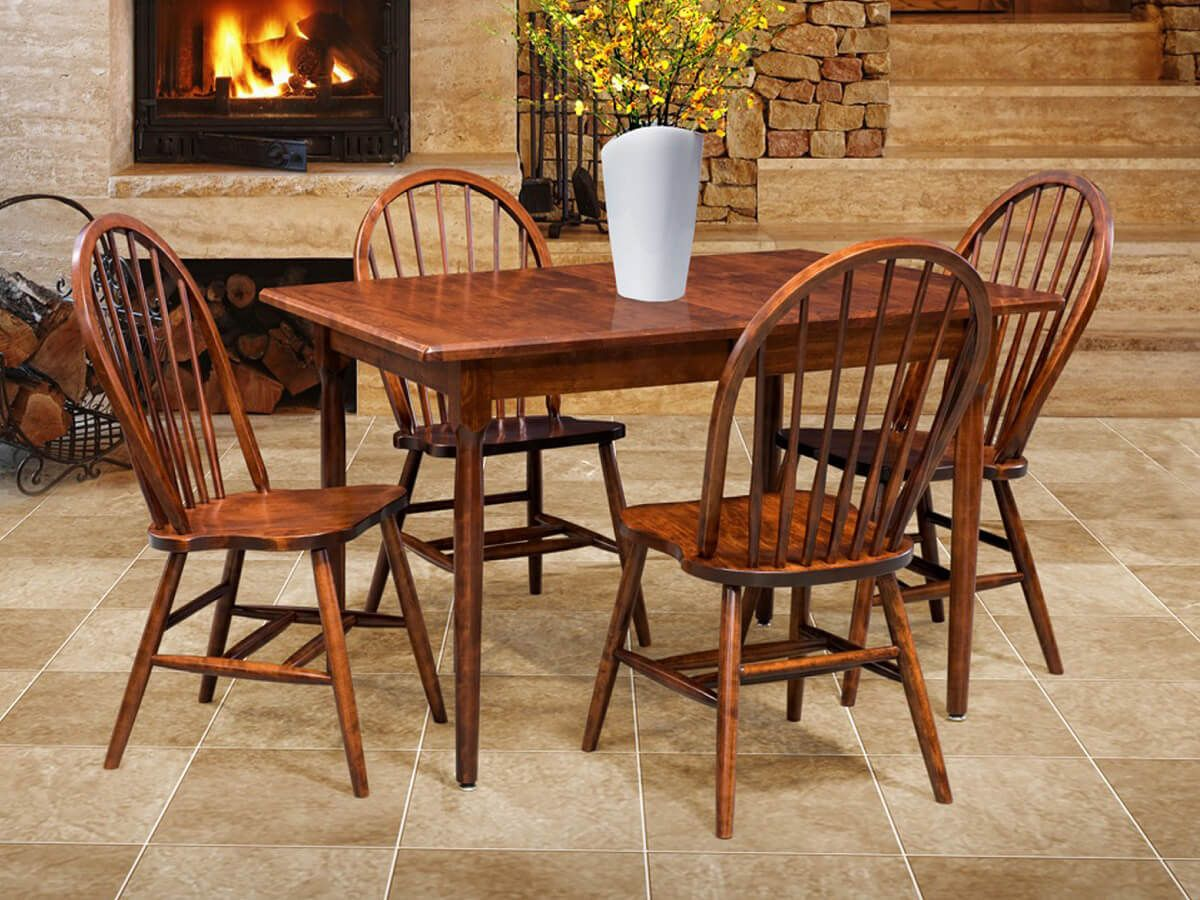 Sweetfield Oak Dining Furniture Set