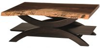 Echo Live Edge Coffee Table