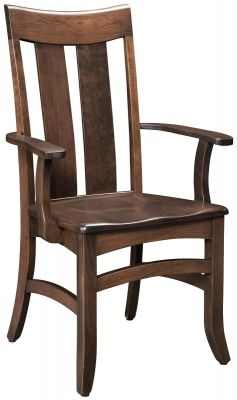 Barclay Amish Dining Arm Chair