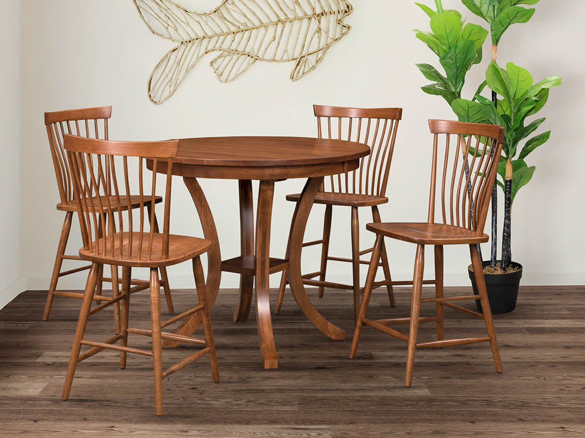 Coulter High Dining Set