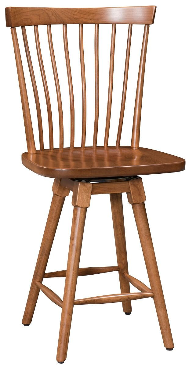 Coulter Swivel Counter Stool