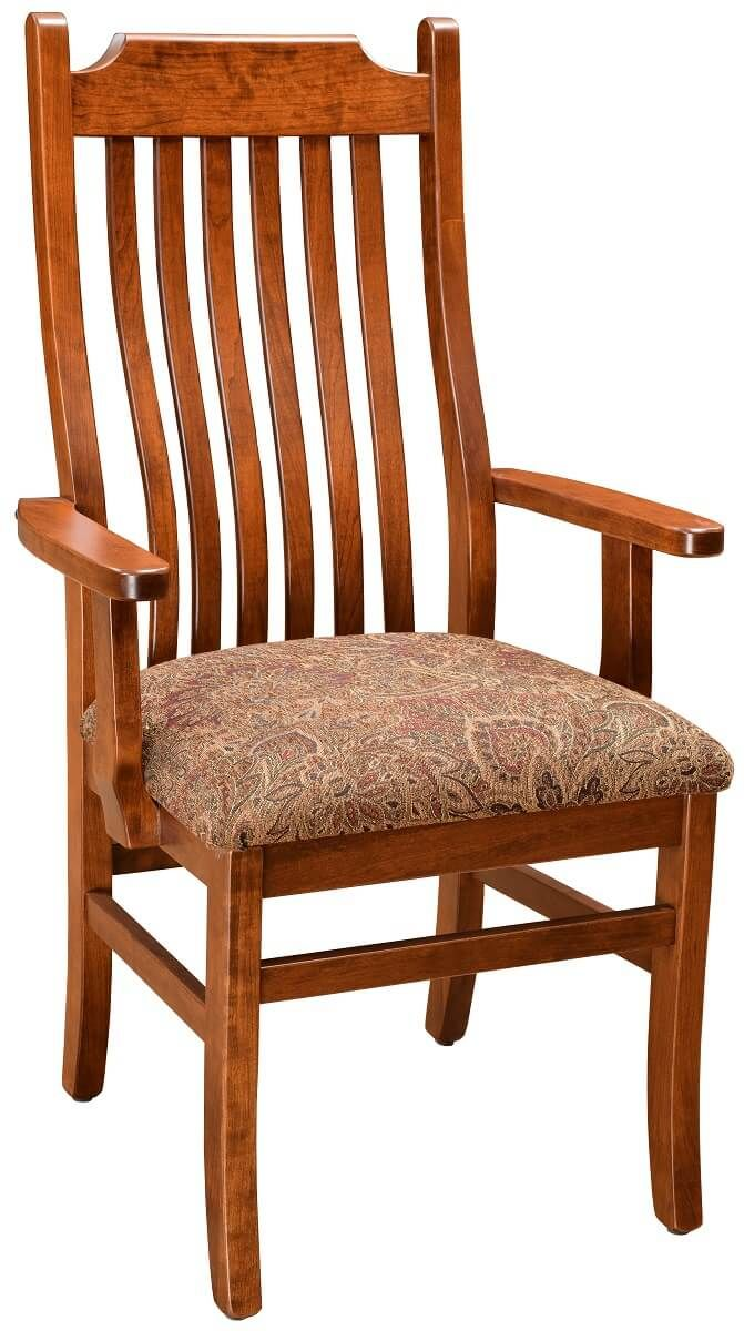 Hardwood Arm Chair