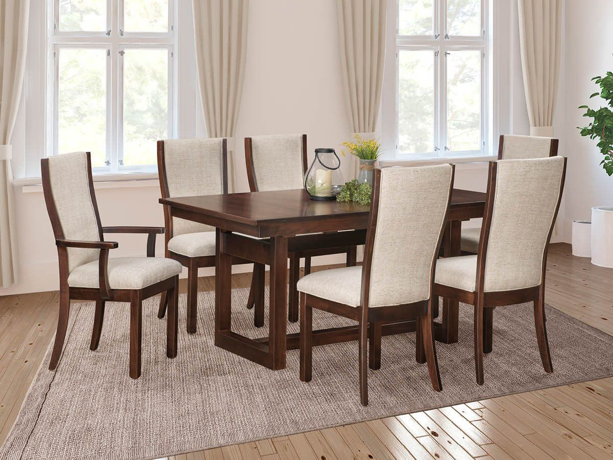 Grafton Contemporary Dining Set