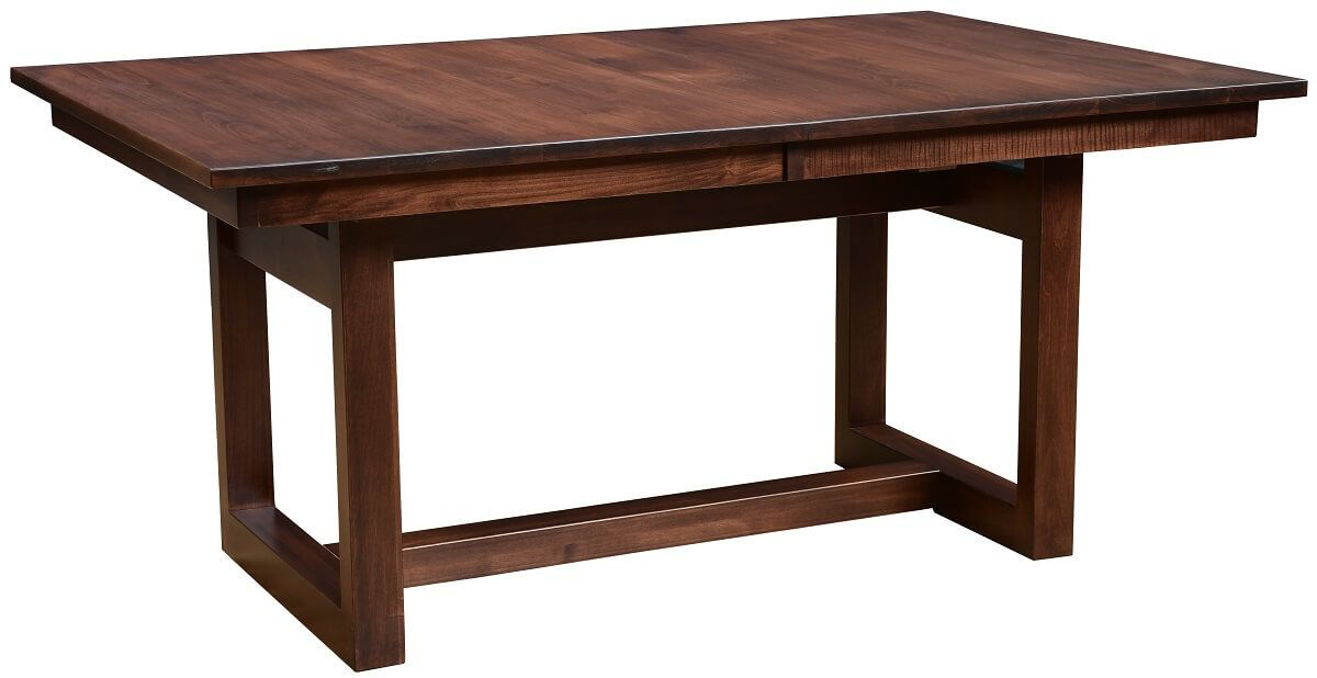 Grafton Contemporary Trestle Table