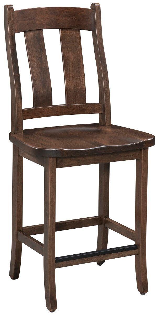 Limerick Stationary Bar Chair