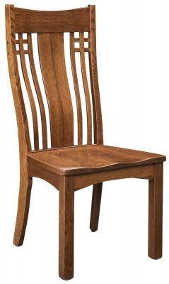 Mecklenburg Mission Dining Side Chair