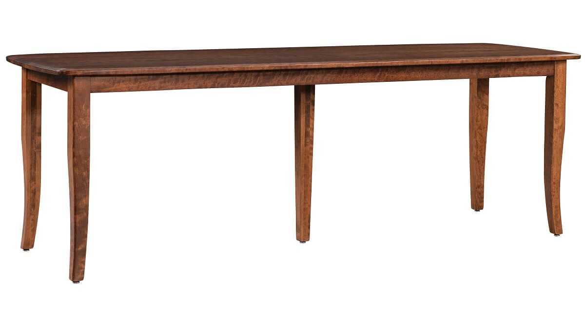 Large Bar Table with Center Leg