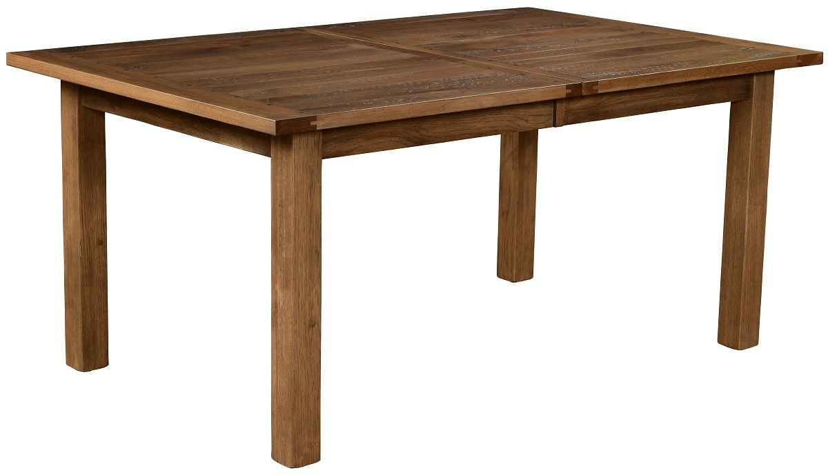 Hickory Farmhouse Leg Table