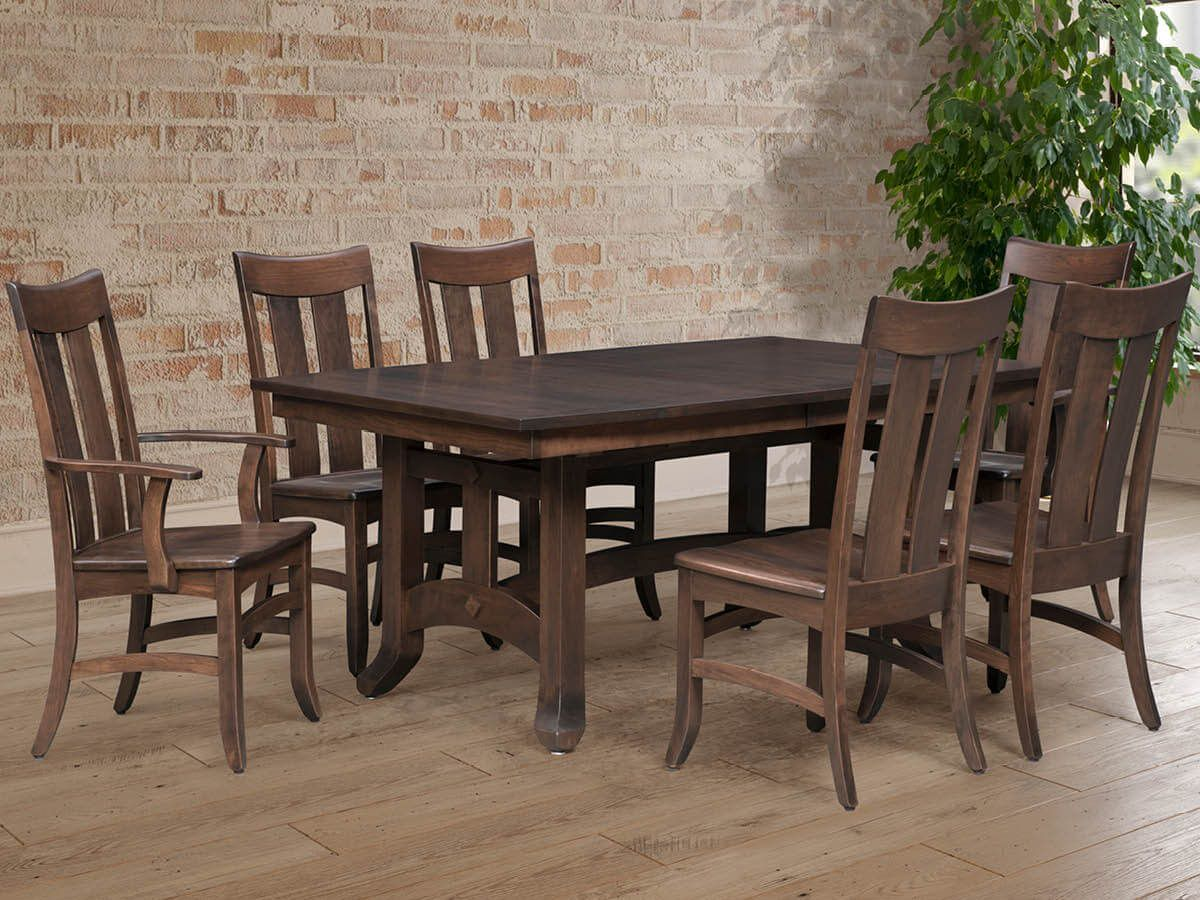 Brown Maple Dining Furniture