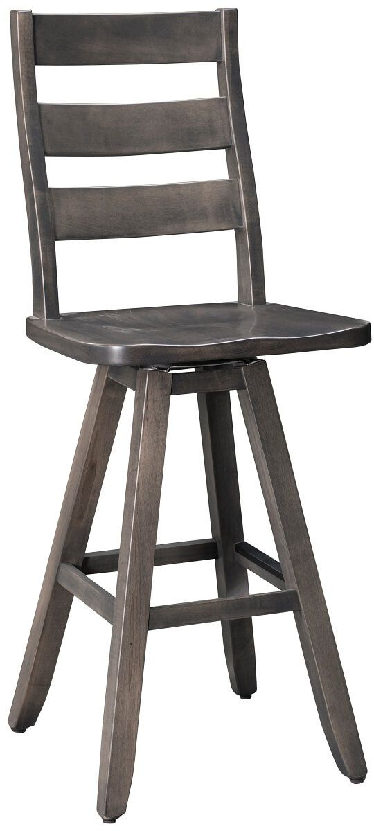 Starkville Swivel Bar Chair