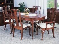Adelia Queen Anne Table