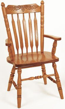 Buttonwood Arm Chair