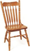 Buttonwood Press Back Dining Chair