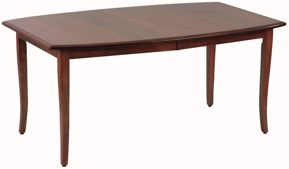 Hughes Street Leg Table in Cherry