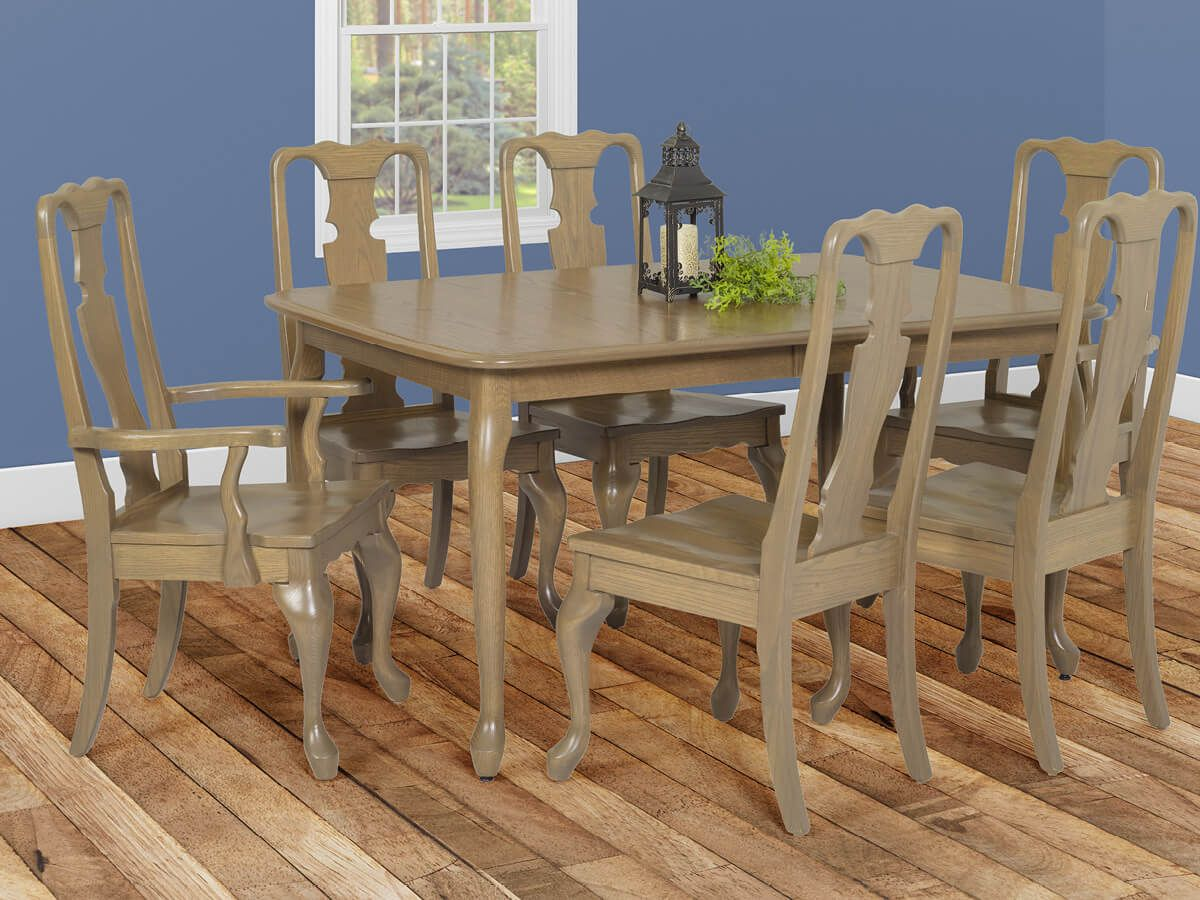 Barrington Queen Anne Dining Set