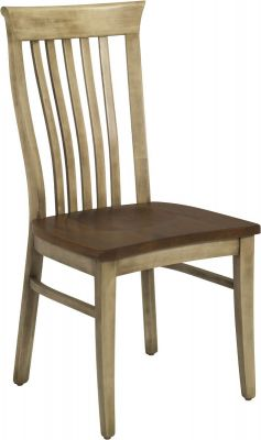 Two Tone Dining Chair