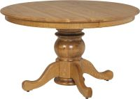 Calexico Single Pedestal Table