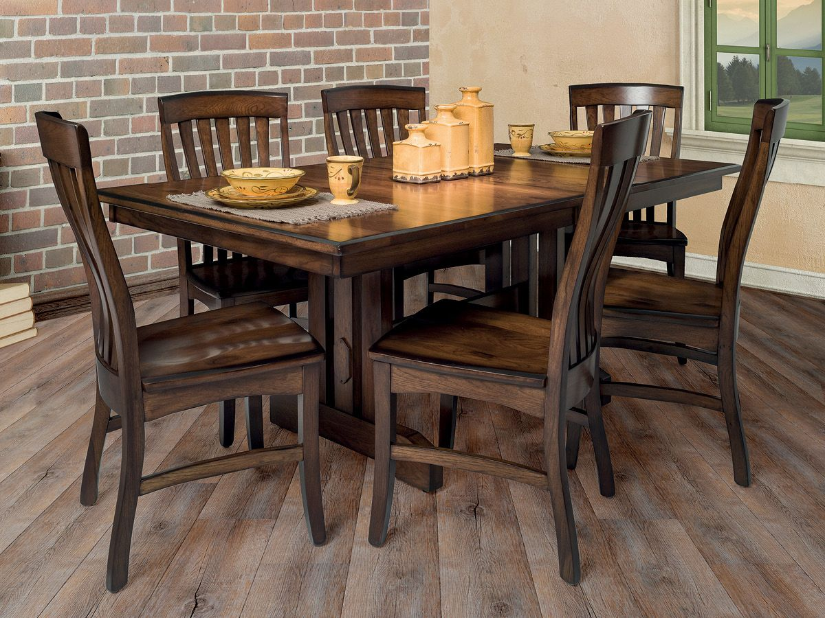Mission Hickory Dining Collection