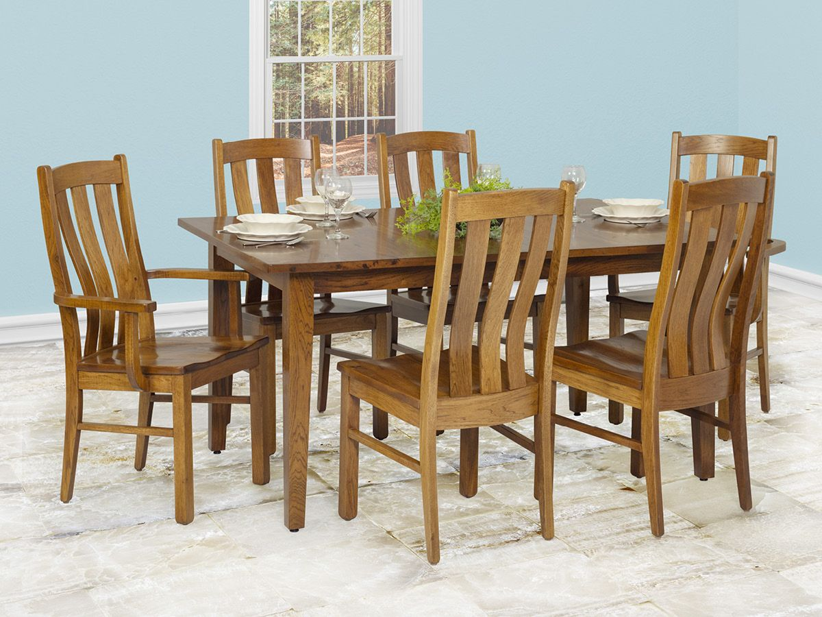 Homewood Shaker Dining Collection