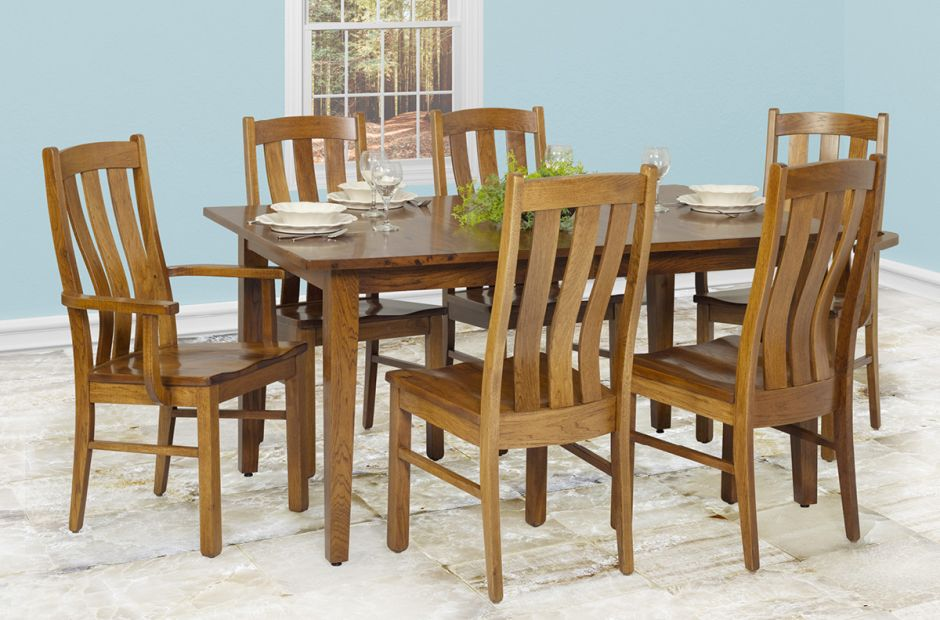 Homewood Shaker Dining Set image 1