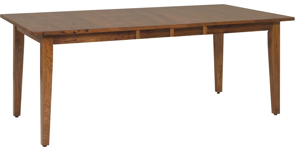 Expandable Shaker Dining Table