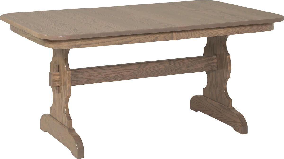 Oak Hill Trestle Table