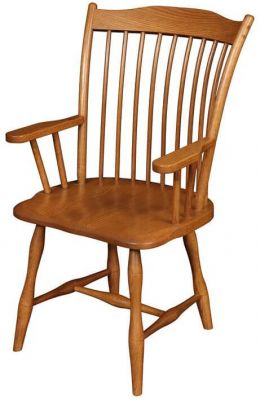 Apple Creek Archback Arm Kitchen Chair