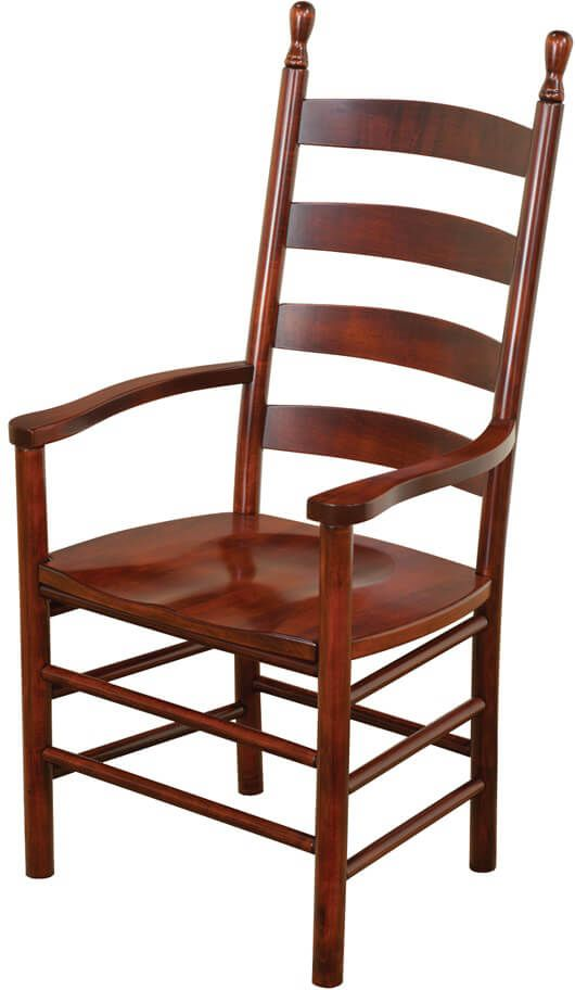 Wood Ladder Back Chairs