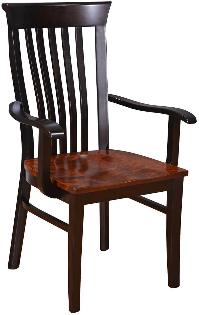 Two toned Big Valley Dining Chair